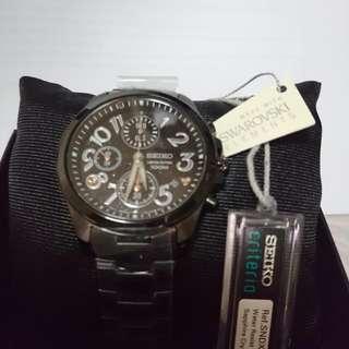 Seiko Limited Edition watch 女裝限量版 with Swarovski