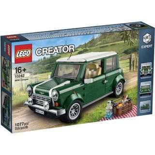 Lego 10242 Mini Cooper MISB