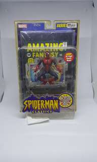 Toybiz Spiderman Classics Series 2 (2001)