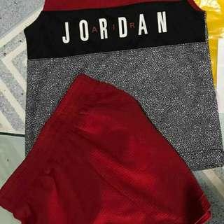 Authentic Jordan Terno