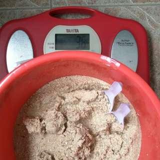 Live Sand from established tank (3.5kg)