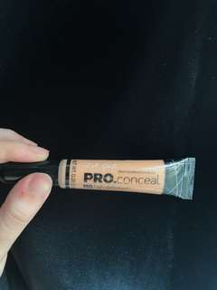 LA Girl Pro Conceal HD (corrector / concealer) Shade Light Ivory