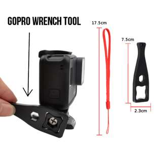 GoPro Wrench Spanner Screw Tool