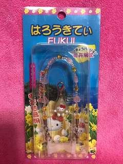 Hello Kitty 電話繩 (日本福井限定)