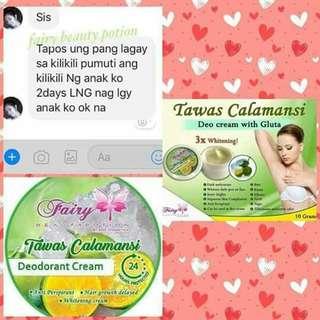 Tawas cream