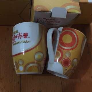 咖啡杯 4個
