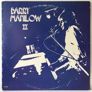 Barry Manilow – Barry Manilow II (1974 USA Original - Vinyl is Mint)