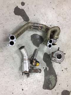 Subaru Turbo kit