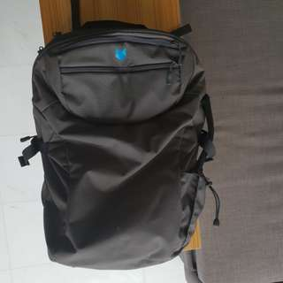 Minaal Carry-on 2.0 Backpack Grey