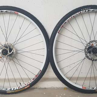 Complete Wheelset 29 inch
