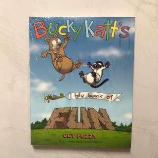Get Fuzzy - Bucky Katt's Big Book Comics