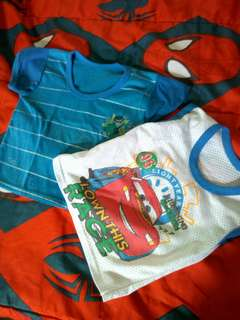 Preloved baby boys home clothes