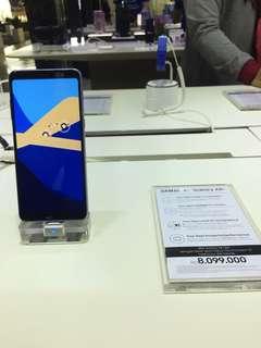 Samsung A8+ bisa kredit