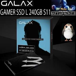 GALAX GAMER SSD L 240GB S11.
