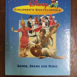 Disney's Children Encyclopedia - Dance, Drama and Music