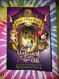 Ever After High: The Unfairest Of Them All (Book 2)