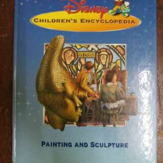 Disney's Children Encyclopedia - Painting and Sculpture
