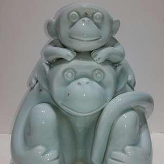 朱樂耕大師 -「大吉猴」