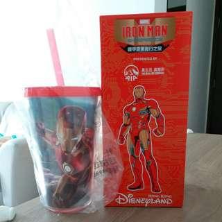 全新 Iron Man 鐵甲奇俠 飲管杯