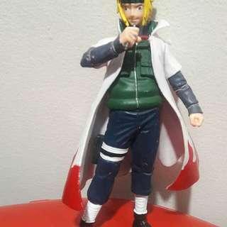 Original Naruto Action figure : Minato Namikaze for sale
