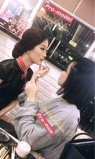 Makeup party/ wedding service jakarta
