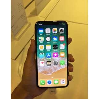 Iphone X 64GB Garansi RESMI IBOX kredit proses CEPAT 3 menit ayo buruan lgi promo (BANDUNG)