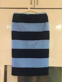 Stretch Skirt Zara Original