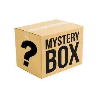 Mystery Box Kpop Bts Luhan Exo Shinee 2pm tara Mblaq infinite u kiss Album Pc Mag Unnoficial Stuff
