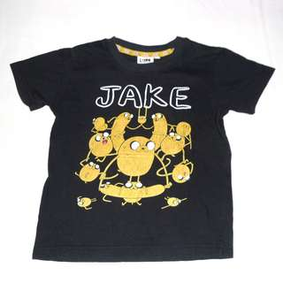 Charity Sale! Authentic Cartoon Network Boys T-shirt Size Small Jake
