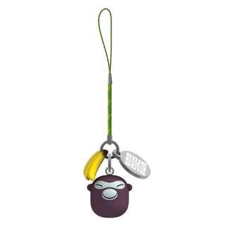 A di Alessi – Banana Charm Cell Phone Charm
