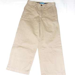 Charity Sale! Authentic Children's Place Beige Khaki Pants Size 4 Boy's