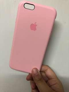 iPhone 6/6s 正版淺粉紅色Case