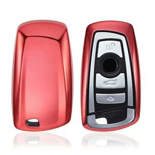 BMW key pouch cover