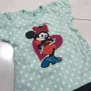 Mickey Top with lagging