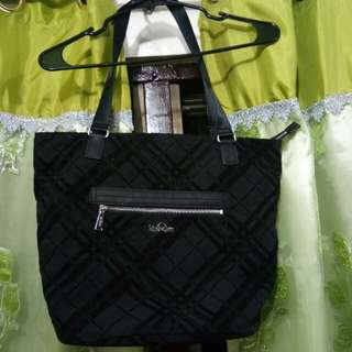 Kipling Tote Shoulder Black Bag