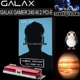 GALAX GAMER 240-M.2 PCI-E 2280..#