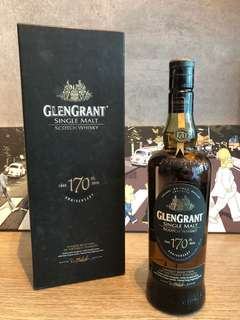 Glen Grant 170th Anniversary / 2010 release