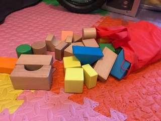 實木木製玩具
