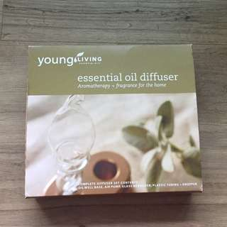 Young Living Glass Nebulizer Diffuser