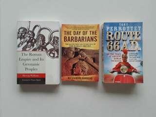 Books - History Roman