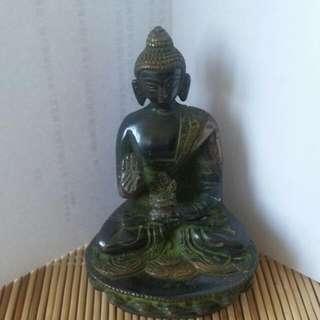 密宗如來佛祖'銅像