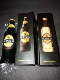 Guinness Limited Edition Beer Bottle Opener Sets of 2