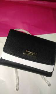 Large holly newbury lane card case (kate spade)