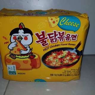 Cheese Samyang Halal