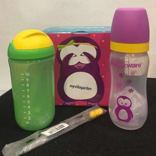 Tupperware Twinkle Baby Gift set