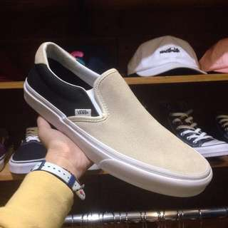 Vans Slip-On 59 (2-Tone) Birch/Black