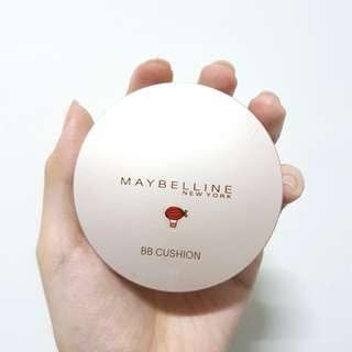 🚚 Maybelline媚比琳 礦物水凝BB氣墊粉餅