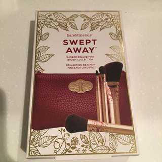 BAREMINERALS Swept Away brush collection