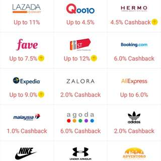 Hey! Check out ShopBack where you can earn Cashback as you shop online.