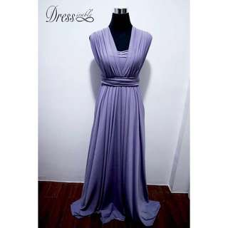Full Length Infinity Gown_Made To Order